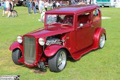 1932 Standard Sedan (cerbera15) Tags: sedan 1932 fun run billing standard 32 2016 aquadrome nsra