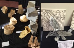 Ousa2016 exhibit quiky (o'sorigami) Tags: art paper origami complex paperfolding folding