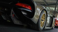 Dealership Spot: Porsche 911 GT1 (chaozbanditfoto) Tags: toronto canada race team none centre 911 bms porsche oakville 993 gt1 bytzek