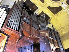 organ massive (bitsofalife) Tags: organ methodism edwardian centralhallbirmingham