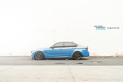BMW F80 M3 (Elite Finish Detailing) Tags: elite finish detailing san diego paint correction protection auto salon sdwrap autoarmour cquartz ceramic coating car pro bmw f80 m3 twin turbo yas marin blue industry leaders exotic dream cars carbon fiber