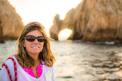 Mexacali Mama (Thomas Hawk) Tags: vacation mexico cabo arch julia fav50 spouse landsend wife bajacalifornia baja cabosanlucas loscabos elarco juliapeterson fav10 fav25 mrsth archofcabosanlucas