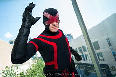 PS_81396 (Patcave) Tags: heroes con heroescon heroescon2016 2016 convention cosplay costumes cosplayers marvel portrait shoot shot canon 1740mm f4 lens patcave 5d3 northcarolina north carolina charlotte center indoors air conditioning cyclops xmen mutant scott summers