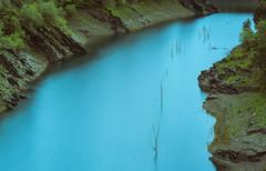 Solos (joseemiliogomez431) Tags: rio agua paisaje seda embalse cao largaexposicion oribeiro boboras embalsedealvarellos