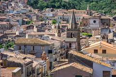 Castelbuono, Sicily (Ken Barley) Tags: italy castle view sicily castelbuono