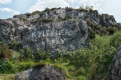 Original Skye Ferry (Tom Willett) Tags: skye ferry scotland highlands isleofskye glenelg sleet kylerhea carferry soundofsleet turntableferry originalskyeferry
