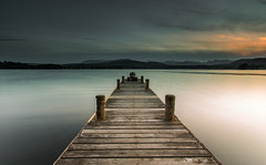 When in Rome... (m00chas) Tags: sunset landscape landscapes jetty lakes lakedistrict ambleside windermere canoneos6d canon1635mm28l