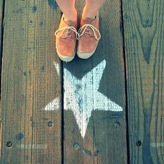 Star (!Claro) Tags: california square star pier santamonica stern kalifornien quadratisch fse