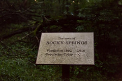 Abandoned Town of Rocky Springs - Natchez Trace, Mississippi (Tony Webster) Tags: mississippi us unitedstates ghosttown natcheztrace hermanville abandonedtown rockysprings natcheztraceparkway townofrockysprings