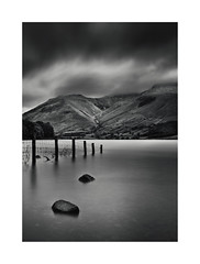 Wastwater LE (Freeshot) Tags: wastwater scafell lakedistrict cumbria longexposure lake mountains blur canon70d sigma1750mmlens ndfilter silverefexpro2 splittoned clouds