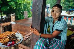Girl with Thanaka (ReinierVanOorsouw) Tags: reizen myanmar birma burma travelling travel travelstoke reiniervanoorsouw sony sonya7r sonya7rii a7rii asia asya azie mandelay mandalay people human asian asianpeople inasia azi travels undiscovered colour colours