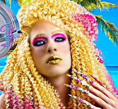 DSC_6335 (ryanjasterina) Tags: beautiful fashion amazing asterina モデル 化粧 メイクアップアーティスト ryanjasterina アステライナ