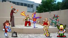 MONTAGEM 17 (Roberlanio Lima) Tags: nintendo psx xbox videogames batman playstation residentevil blackops callofduty ps3 castlevania ps4 umarizal sunsetriders pokemn mriobros nintendo3ds