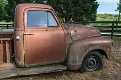 Farm Fresh (Todd Evans) Tags: chevrolet rural truck nikon rust farm rusty pickup chevy 3100 d7100