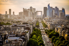 La Defense (Nitin_Paul) Tags: travel paris france history architecture modern century buildings de landscape high nikon cityscape arc triomphe 21st ladefense highrise present 20th rises nitin d90 travelstories nikond90 nitinpaulphotography