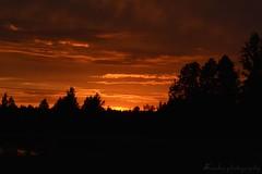 Sunset (Sandra photography) Tags: sunset sky cloud