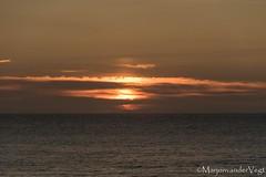 zonsondergang (Marjon van der Vegt) Tags: kijkduin strand zee zonsondergang honden mensen water golven zand genieten