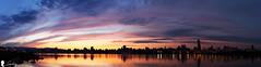 2016-07-01  Photomerge  (Steven Weng) Tags: cloud sunrise canon taiwan photomerge taipei     ef1740   eos5d2