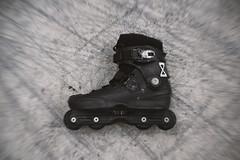My perfect black boots - 2016 (mark-heuss) Tags: black lomography skates usd productshot 58 aeon aeons petzval usdskates markheuss petzval58