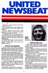 Manchester United vs Birmingham City - 1978 - Page 8 (The Sky Strikers) Tags: old city manchester one football crazy official birmingham united division trafford league smiths programme 15p