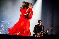 Florence and the Machine @ Rock Werchter 2016 (Jan Van den Bulck) (enola.be) Tags: rock florence concert jan live den machine van werchter enola 2016 indiestyle bulck