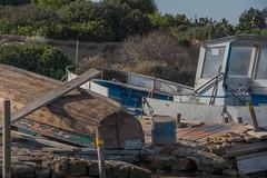 DSC_5899 (Pasquesius) Tags: sea boats island mare lagoon barche sicily laguna saline shipwrecks sicilia saltponds isola marsala mozia mothia stagnone relitti motya riservanaturaledellostagnone
