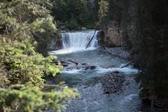 MH5_9225 (memories by Mark) Tags: rockies waterfall alberta banff rockymountains banffnationalpark johnstoncanyon