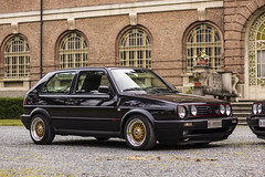Vw Golf MK2 GTI (FabrizioTDI) Tags: italy vw canon golf torino photography eos one italia beaty piemonte mk2 1992 gti beauties edition iconic turin 1990 60d