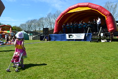 Cowbridge May Day Fair (Paula J James) Tags: southwales wales mayday bankholiday valeofglamorgan cowbridge maydayfair southeastwales rockchoir lucyowen rockchoirs cowbridgerockchoir pontyclunrockchoir cowbridgemaydayfair
