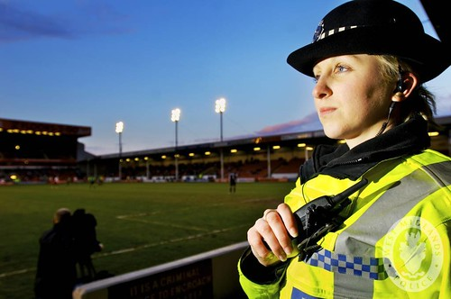 Day 132 - West Midlands Police - Football Policing