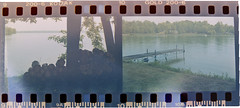 12 (kylen.louanne) Tags: film 35mm experimental upnorth yashica expiredfilm alpena alternativeprocess summer2012