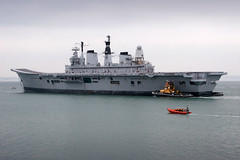 IMG_0519 - HMS Ark Royal - Portsmouth - 20.05.13 (Colin D Lee) Tags: tower turkey waterfront harbour aircraft royal farewell round portsmouth scrapyard breakers ark carrier turkish sendoff rn hms dockyard towed decommissioned royalnavy scrapped