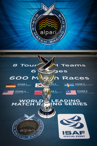Opening Ceremony - Alpari World Match Racing Tour 2013