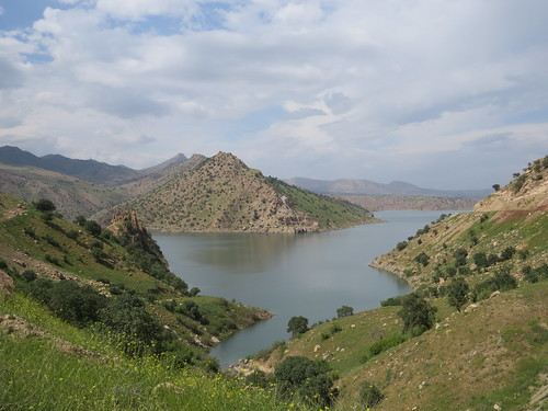 Derbendixan Lake - Kurdistan