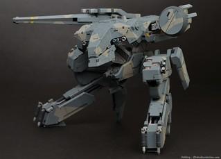 Metal Gear REX - Fin 9 by Judson Weinsheimer