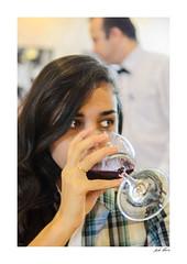 Ela e o Vinho! (Ade_Zeus) Tags: woman nikon beautifulwoman vinho vino salvadorbahia 1755mmf28 vinwine nikond7000 adezeus
