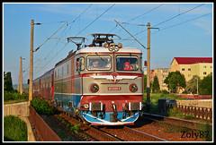 40-0369-5 (Zoly060-DA) Tags: classic electric train fast romania locomotive passenger 40 ea cluj napoca cfr 060 369 asea calatori clujana halta