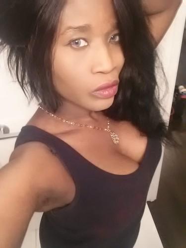 Goddess Sabine Mondestin Selfie