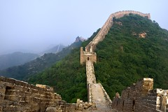 Great Wall @Jingshanling (Alan Dreamworks) Tags: china nikon beijing greatwall   jinshanling d4    alandreamworks