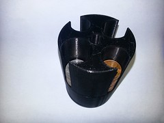 20130611_164501 (pctechwise) Tags: 3d objects change printed holder 3dprinter makergearm2