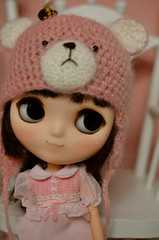 Little bear hat from Lille Princess by Nastri & Rochelle