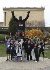 Philadelphia Marathon Nov 2011 2011-11-20 55