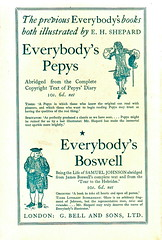 publisher's advert 1933 (petkenro) Tags: charleslamb ehshepard