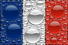 French Flag packed (lylejk) Tags: france flag circlism