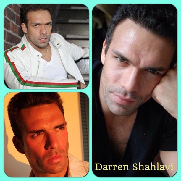 Darren Shahlavi  action hero
