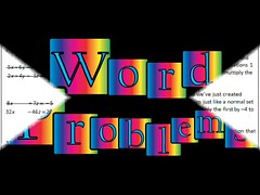 Free hands-on math word problem solving (antonblackburn) Tags: word math problems mathwordproblems