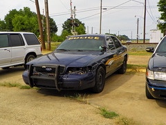 Cheneyville PD_2813 (pluto665) Tags: car police squad cruiser interceptor copcar p71 cvpi