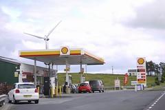 Shell, Low Row Cumbria. (EYBusman) Tags: station garage low shell row gas cumbria service petrol gasoline spar cumberland filling brompton eybusman