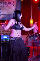 DSC_0595 (Studio5Graphics) Tags: hot sexy dance cool hands nikon bellydancer belly expressive burlesque 2013 d5100
