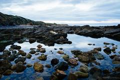 Morning Rocks ! --- (francois.denis1) Tags: longexposure plage matin leverdesoleil marebasse talmont nd10